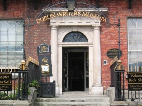 Dublin Writers Museum tourism destinations